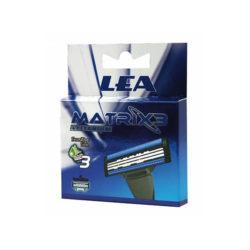 Rakblad Matrix Titanium 3 Refill 4-pack forpackning