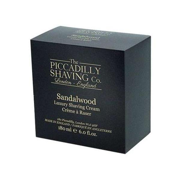 Rakkram Sandalwood Luxury 180 ml forpackning