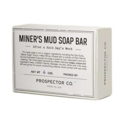 Tval Miner's Mud Soap Bar 170g forpackning