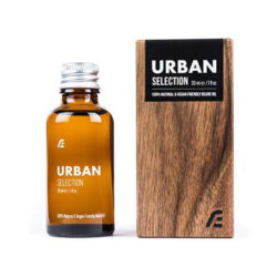 Raedical Beard Oil Urban Selection 30ml Skaggolja produkt + forpackning