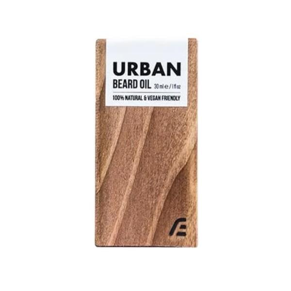 Raedical Urban Beard Oil 30ml Skaggolja forpackning