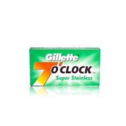 gillette-7-oclock-super-stainless-de-blades-5-pack-rakblad