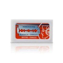 merkur-super-platinum-stainless-10-pack-de-rakblad