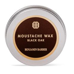 Benjamin Barber Mustaschvax