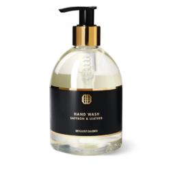 Benjamin Barber Hand Wash Saffron & Leather 300 ml