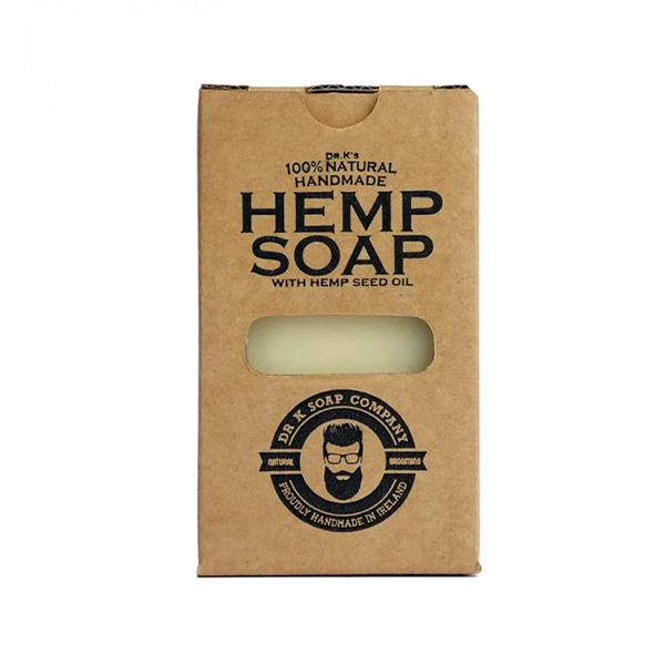Hemp Soap 110g forpackning