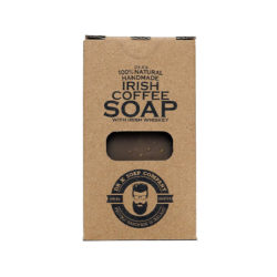 Irish Coffee Soap 110g forpackning