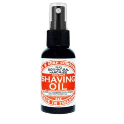dr K shaving oil cool mint 100 ml