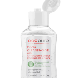 Ecopure Hand Cleansing Gel 100ml