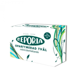Reporia oparfymerad tval 100g