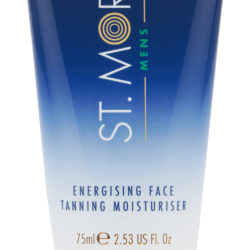 St. Moriz Men's Face Moisturiser 75 ml - Pro Brun utan sol