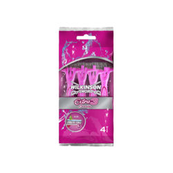 Extra 3 Beauty Damrakhyvel 4 st produkt