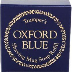 Geo. F. Trumper Oxford Blue Shaving Soap Refill 80g - Raktval